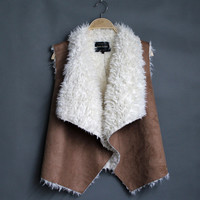 Vest Stylish Sleeveless Winter Jacket [9328122436]
