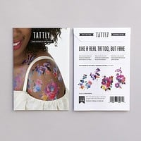 In Bloom Set by Helen Dealtry from Tattly Temporary Tattoos