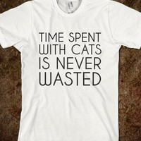 TIME SPENT WITH CATS - glamfoxx.com