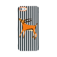 iPhone 5 Case in Jumping Gazelles