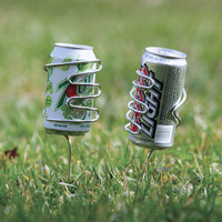 Handy Holder Stainless Steel Beverage Can for Outdoor Dining—Buy Now!