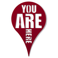 You Are Here Tile