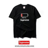 Cheap Women's and men's supreme t shirt for sale 85902898_0075