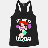 Today Is Leg Day (deadlifting)