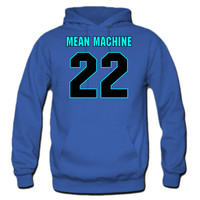 Mean Machine Dark Hoodie