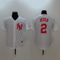 PEAPON Men's MLB  Buttons Baseball Jersey  HY-17N11Y21D