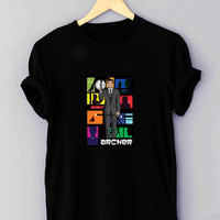 "Archer 2 CGullPhoneCases - T Shirt for man shirt, woman shirt ""NP"""