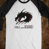 GAME OF THRONES-FIRE AND BLOOD