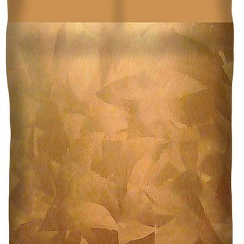 Brushed Copper Metallic Duvet Cover for Sale by Corbin Henry