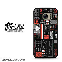 Twenty One Pilots Top DEAL-11482 Samsung Phonecase Cover For Samsung Galaxy S7 / S7 Edge