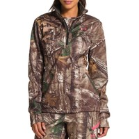 Under Armour Women's Performance Quarter Zip Hunting Jacket