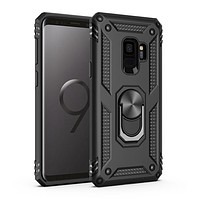 Shockproof Case For Samsung Galaxy S9 S20 Ultra S8 S10 Plus Note 9 8 A51 A71 Note8 Note9 S9Plus A50 A70 Ring Holder Stand Covers