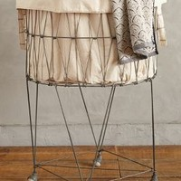 Toulon Hamper by Anthropologie