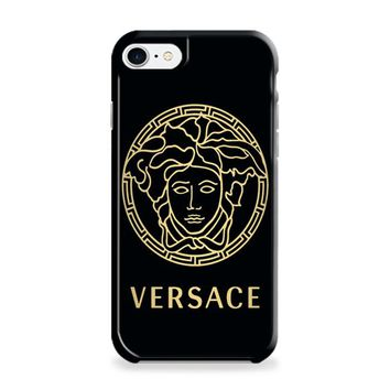 versace black and gold 2 iPhone 7 | iPhone 7 Plus Case