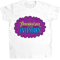 Feminism Is For Everybody (bell hooks) -- Women's T-Shirt