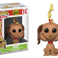 Funko Pop! Books: The Grinch - Max Vinyl Figure
