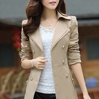Double-breasted Duffle Coat