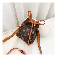 Louis Vuitton Bucket recreational straddle bag