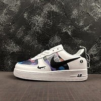 Nike Air Force 1 AF1 Low White/Colorful