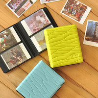 8 Colors Leaf Mini Fujifilm Holds 64 Photos Polaroid Instax Camera Album Photo
