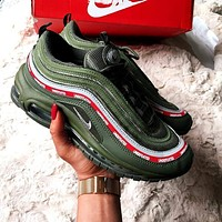 NIKE AIR MAX 97 OG X UNDFTD  Fashionable casual shoes sports shoes