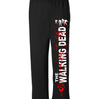 THE WALKING DEAD Sweat pants # 527