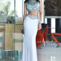 Alyce Prom 6372 Alyce Paris Prom Lillian's Prom Boutique