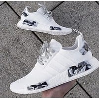 ADIDAS NMD Women Men Running Sport Casual Shoes Sneakers-45