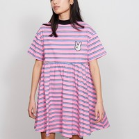 Lazy Oaf Striped Bunny Dress - Everything - Categories - Womens