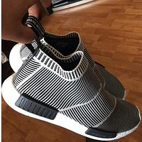 """""""Adidas"""" NMD Boost Women's Fashion Trendy Sneakers F"""
