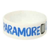 Paramore Daydreaming Rubber Bracelet