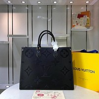 new lv louis vuitton womens leather shoulder bag lv tote lv handbag lv shopping bag lv messenger bags 485