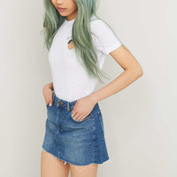 BDG Five Pocket Skater Denim Indigo Mini Skirt - Urban Outfitters