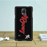 Mgk Machine Gun Kelly Lace Up Young And Reckless 2 Samsung Galaxy Note 4 Case Dewantary