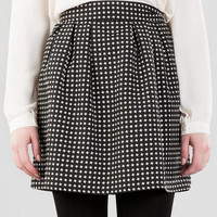Ashlyn Textured Skirt