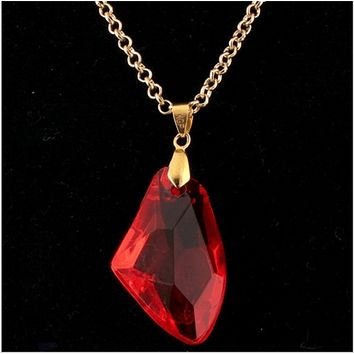 The Sorcerer Philosopher's Magic Stone Necklace For Men and Women