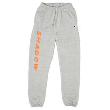 SHADOW HILL X CHAMPION REVERSE WEAVE SWEATPANTS GREY