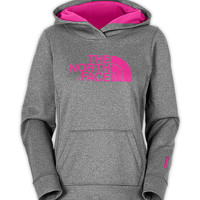 WOMEN'S PINK RIBBON FAVE PULLOVER HOODIE