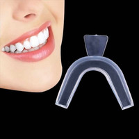 2017 Gel Teeth Whitening Cover Professional Dentistry Teeth Cover Prefilled Mouth Tray