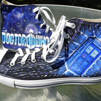 Dr. Who Time Traveling Tardis Doctor Who Custom by seriouslysavage