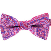 Tok Tok Designs Pre-Tied Bow Tie for Men & Teenagers (B258)