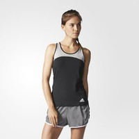 adidas Sequencials Touch Tank Top - Black | adidas US