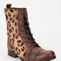 Betsey Johnson Levana Lace-Up Boot