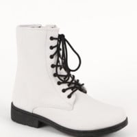 Qupid Muscle Up Work Boots at PacSun.com