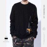 Pullover Cotton Winter Long Sleeve Hoodies [8822216131]