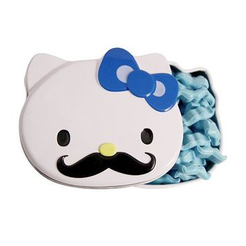 Hello Kitty Sweet 'Staches - Whimsical & Unique Gift Ideas for the Coolest Gift Givers