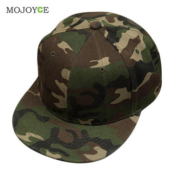 Unisex Cool Floral Military Hats Men Women Camouflage Snapback Hats Adjustable Camo Baseball Caps Hip Hop Hat  SN9