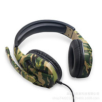 Ps4 Headset Xbox One Headset Mobile Phone Headset Wired Headset 3.5Mm Gaming Headset Computer Headset