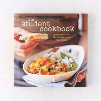 The Student Cookbook By Ryland Peters & Small | Urban Outfitters