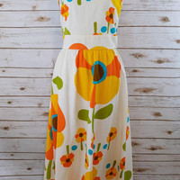 Lovely Hawaii Wrap Cover dress